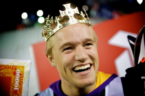 Andreas Håtveit winner of king of style 2009 kos09